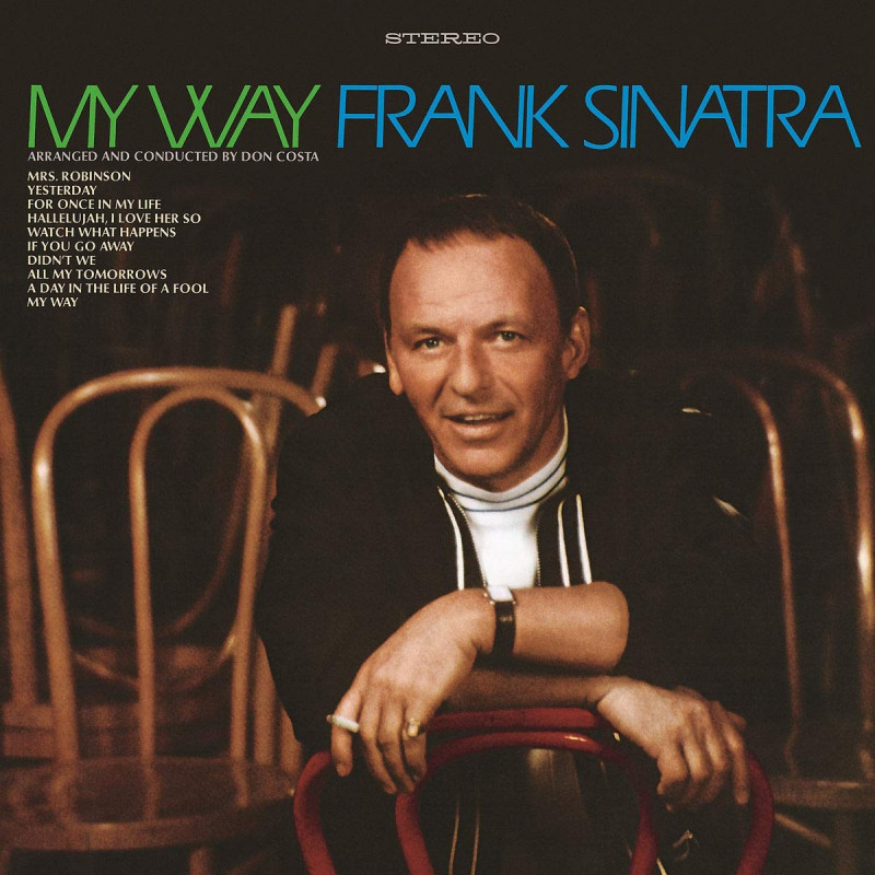 Frank Sinatra - CD MY WAY