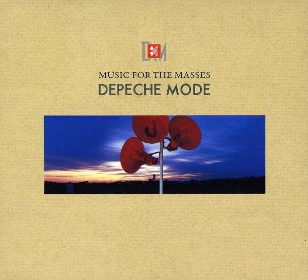 Depeche Mode - CD Music For the Masses