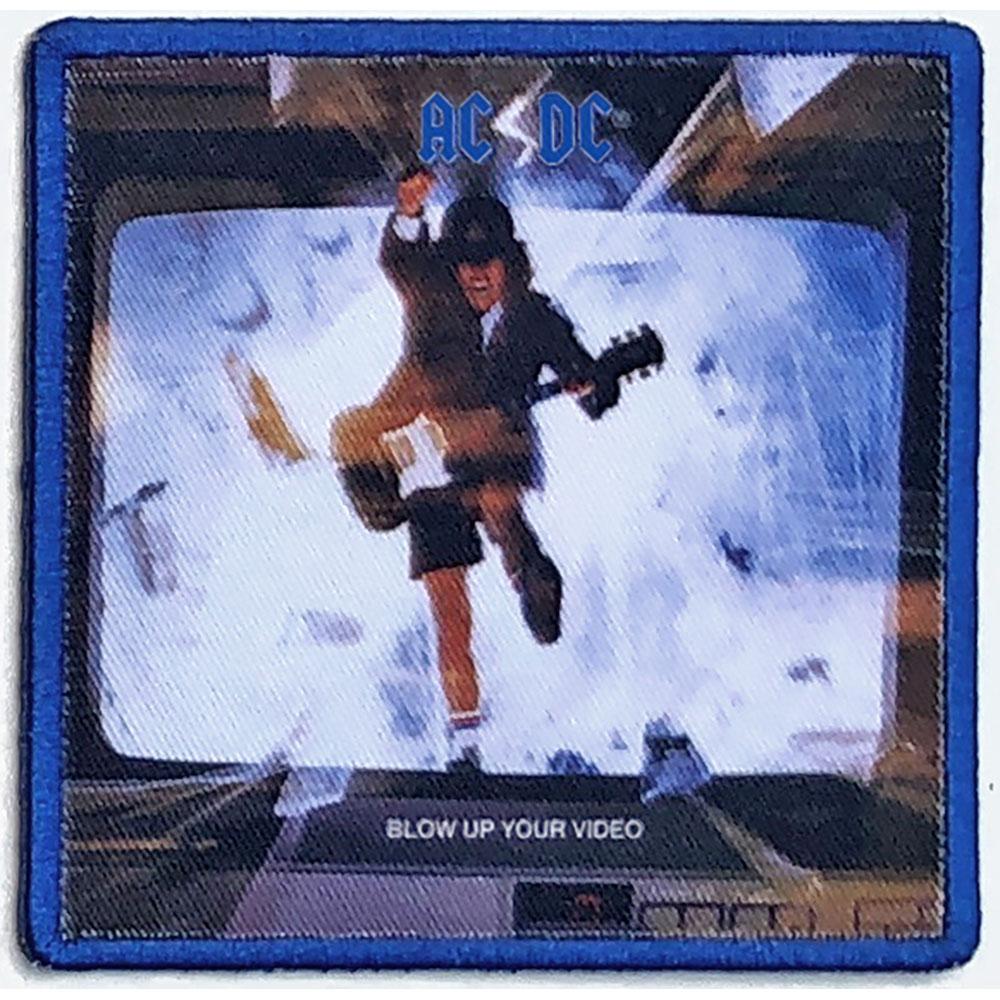 AC/DC - Nažehlovačka Blow Up Your Video