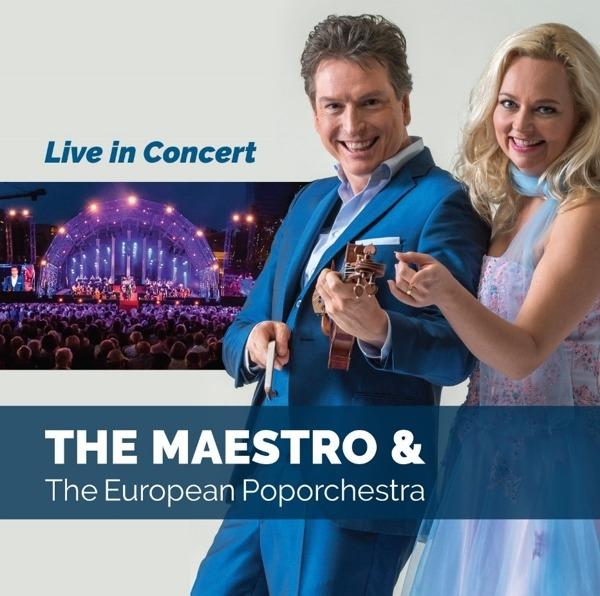 CD MAESTRO & THE EUROPEAN PO - LIVE IN CONCERT
