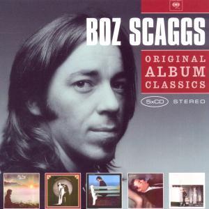 CD SCAGGS, BOZ - Original Album Classics