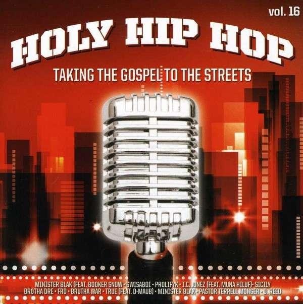 CD V/A - HOLY HIP HOP V.16