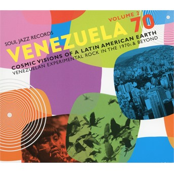 CD V/A - VENEZUELA 70 VOLUME 2