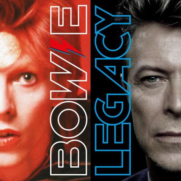 David Bowie - Vinyl LEGACY (THE VERY BEST OF DAVID BOWIE)