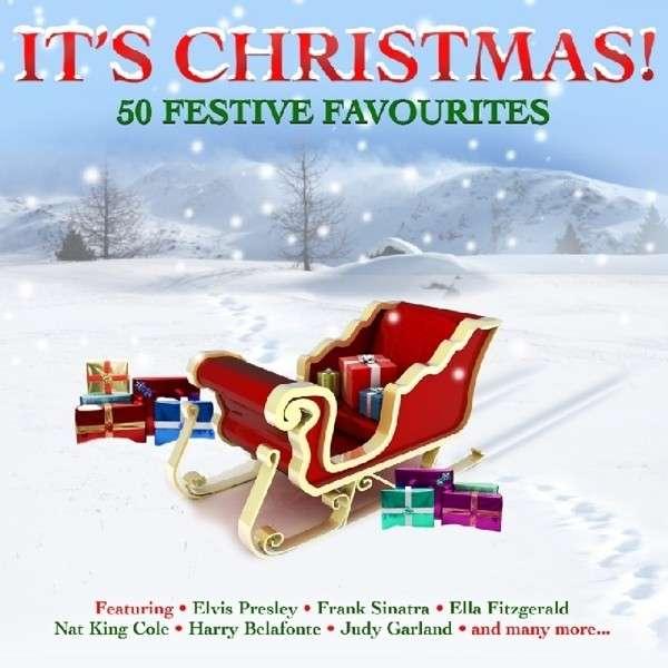 CD V/A - IT'S CHRISTMAS!