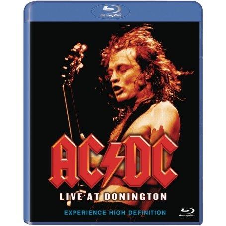 AC/DC - Blu-ray Live At Donington