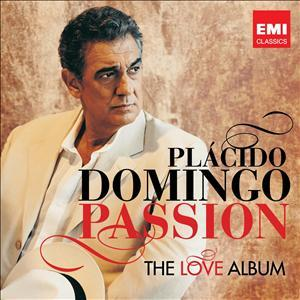 CD DOMINGO, PLACIDO - PASSION: THE LOVE ALBUM