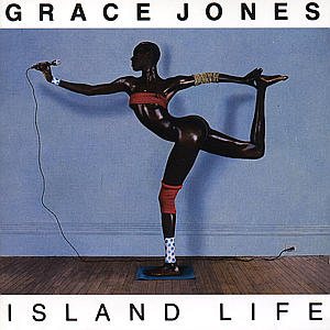 CD JONES GRACE - ISLAND LIFE
