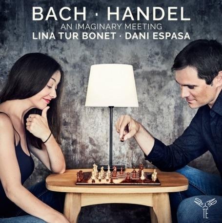CD TUR BONET, LINA - BACH HANDEL AN IMAGINARY MEETING