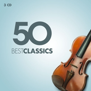 CD VARIOUS ARTISTS - 50 BEST CLASSICS (2016)