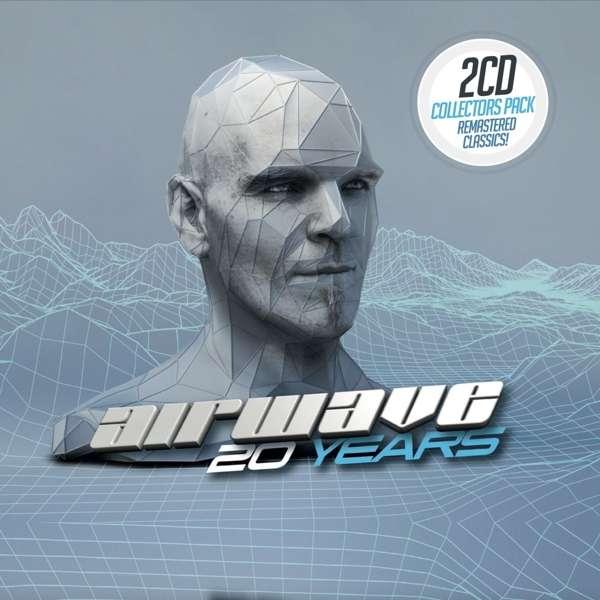 CD AIRWAVE - AIRWAVE 20 YEARS