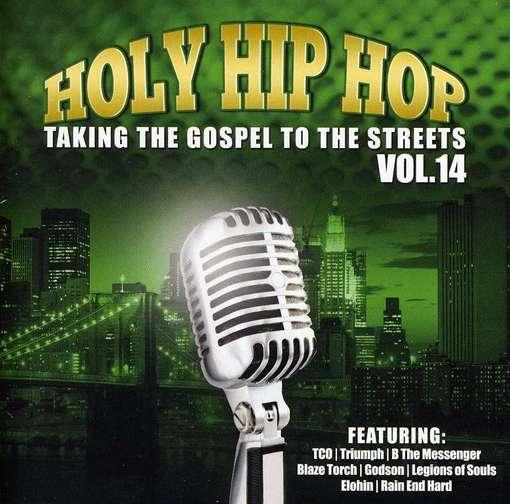 CD V/A - HOLY HIP HOP VOL.14