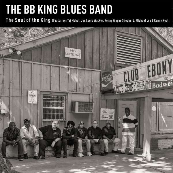 CD BB KING BLUES BAND - SOUL OF THE KING