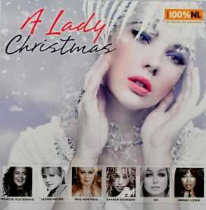 CD V/A - A LADY CHRISTMAS