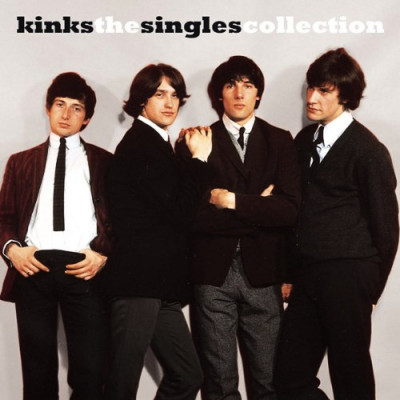 The Kinks - CD THE SINGLES COLLECTION