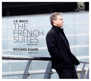 CD BACH, J.S. - FRENCH SUITES