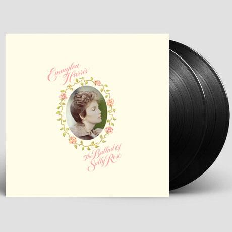 Vinyl HARRIS, EMMYLOU - THE BALLAD OF SALLY ROSE