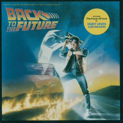 Soundtrack - CD BACK TO THE FUTURE