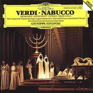 CD SINOPOLI/ODOB - NABUCCO-VYBER
