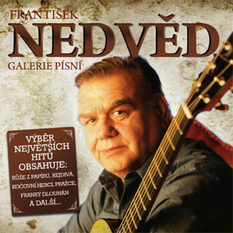 CD NEDVED FRANTISEK - GALERIE PISNI