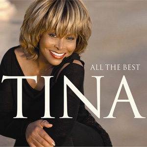 CD TURNER, TINA - ALL THE BEST