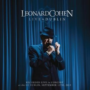 CD COHEN, LEONARD - Live In Dublin