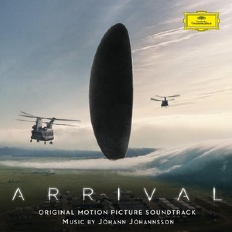 Soundtrack - CD Jóhann Jóhannsson:ARRIVAL