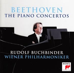 CD BEETHOVEN, L. VAN - Beethoven: The Piano Concertos