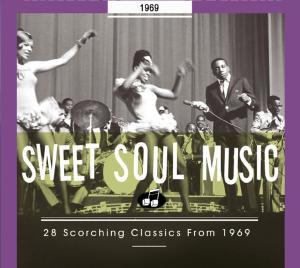 CD V/A - SWEET SOUL MUSIC 1969