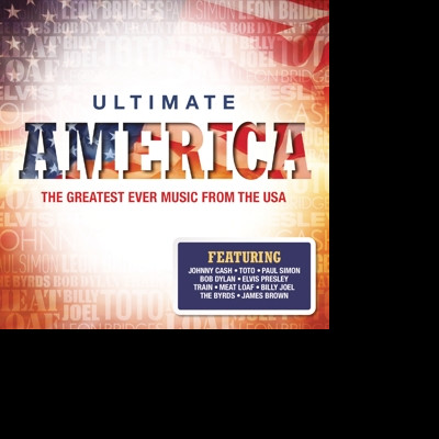 CD V/A - Ultimate... America