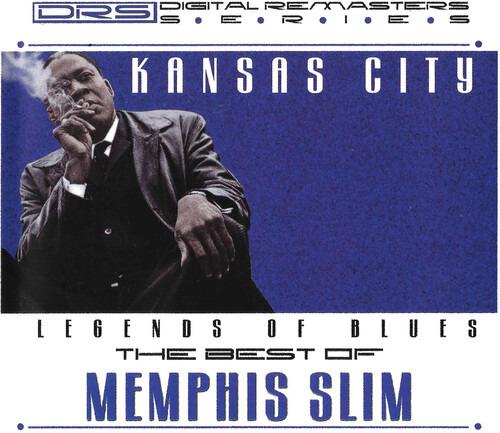 CD MEMPHIS SLIM - KANSAS CITY: THE BEST OF
