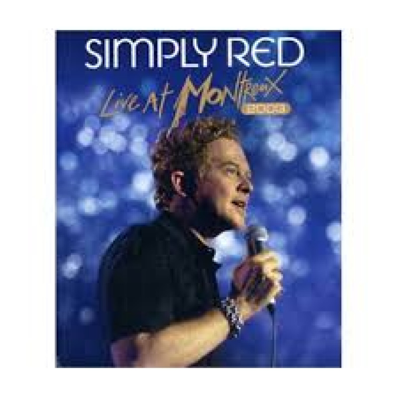 Simply Red - Blu-ray LIVE AT MONTREUX 2003