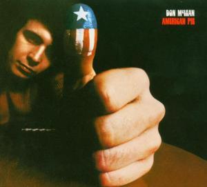 CD MCLEAN DON - AMERICAN PIE