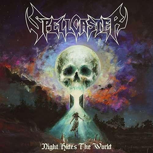 CD SPELLCASTER - NIGHT HIDES THE WORLD