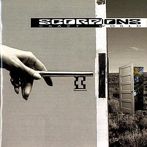 Scorpions - CD CRAZY WORLD