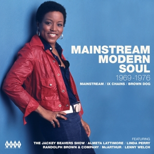 CD V/A - MAINSTREAM MODERN SOUL 1969-1976