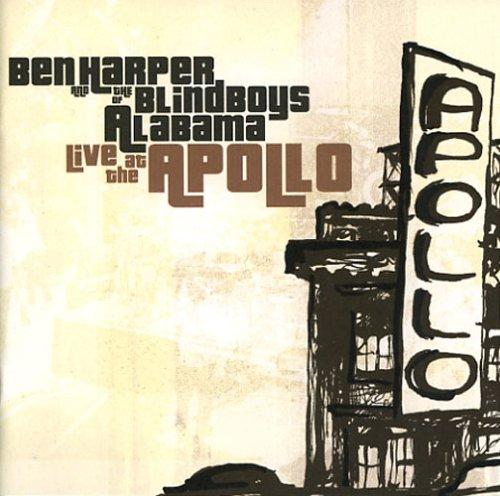 CD HARPER BEN - LIVE AT THE APOLLO