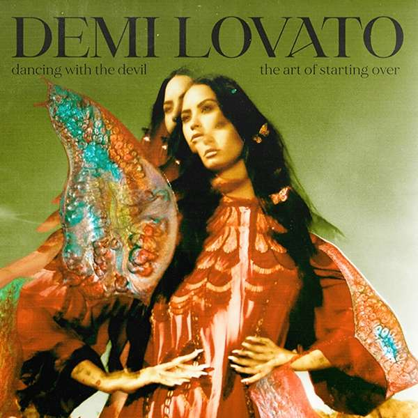 Demi Lovato - CD Dancing with the Devil... the Art of Starting Over