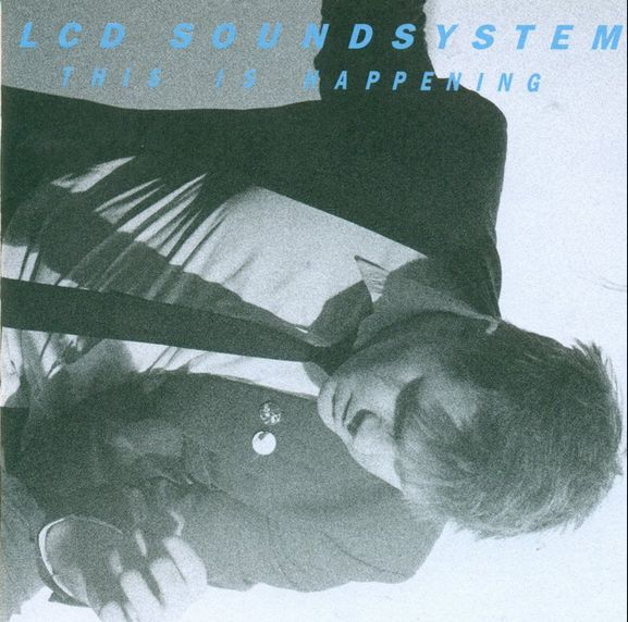 CD LCD SOUNDSYSTEM - THIS IS HAPPENING
