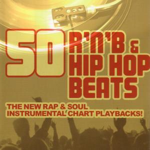 CD V/A - 50 R&B & HIP HOP BEATS