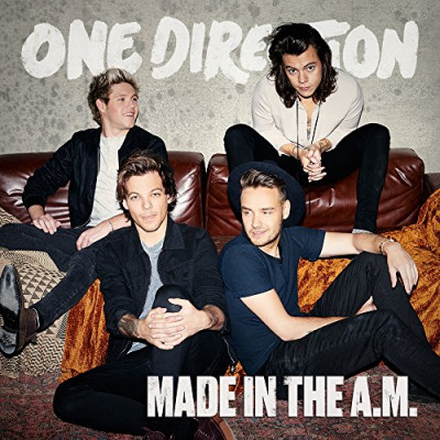 One Direction - CD Made In the A.M.