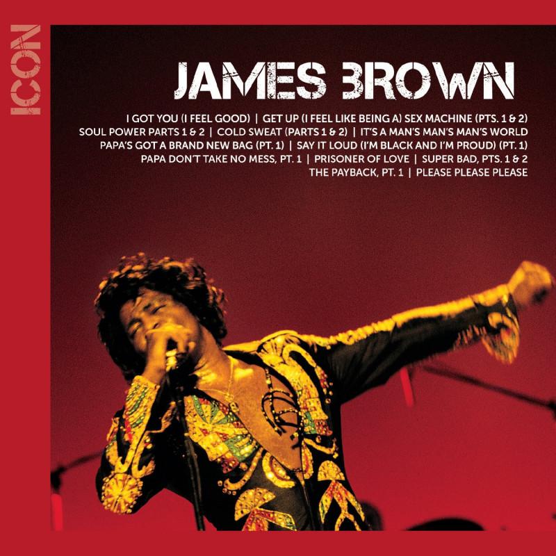 James Brown - CD Icon