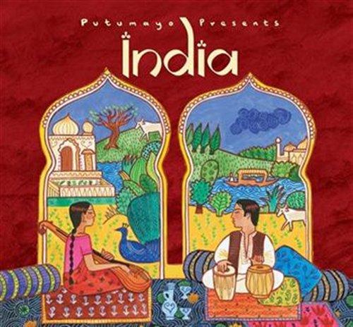 CD V/A - INDIA