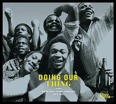 CD V/A - DOING OUR THING:MORE SOUL FROM JAMDOWN 1972-1982
