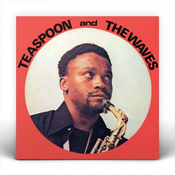 CD TEASPOON & THE WAVES - TEASPOON & THE WAVES