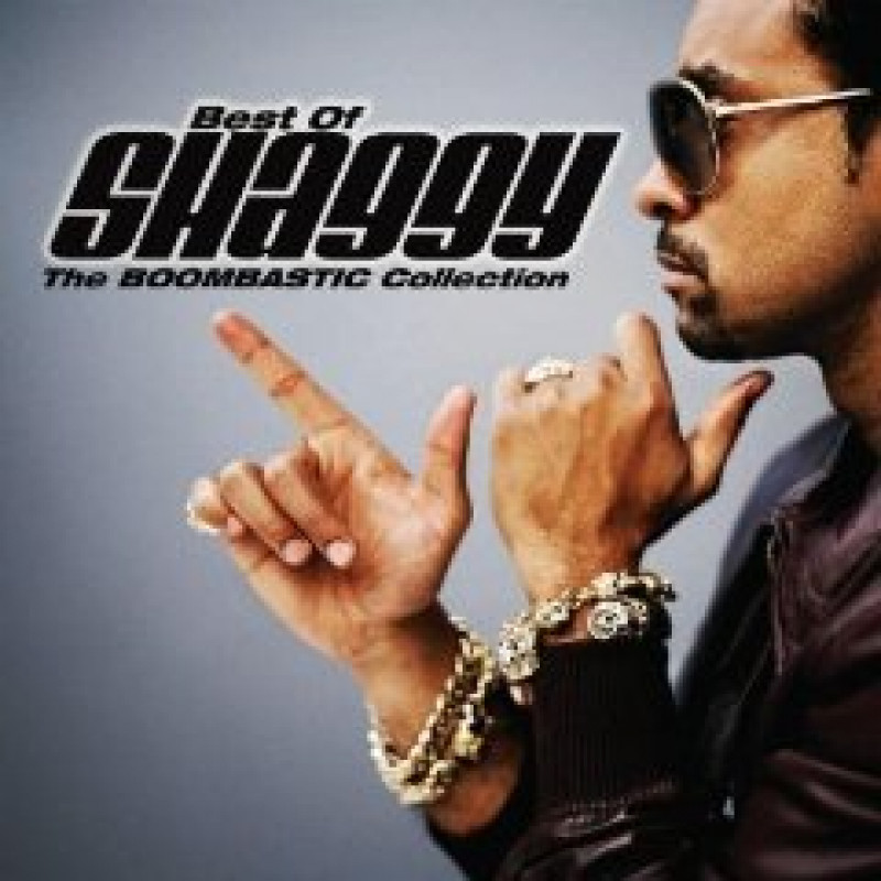 Shaggy - CD THE BOOMBASTIC COLLECTION