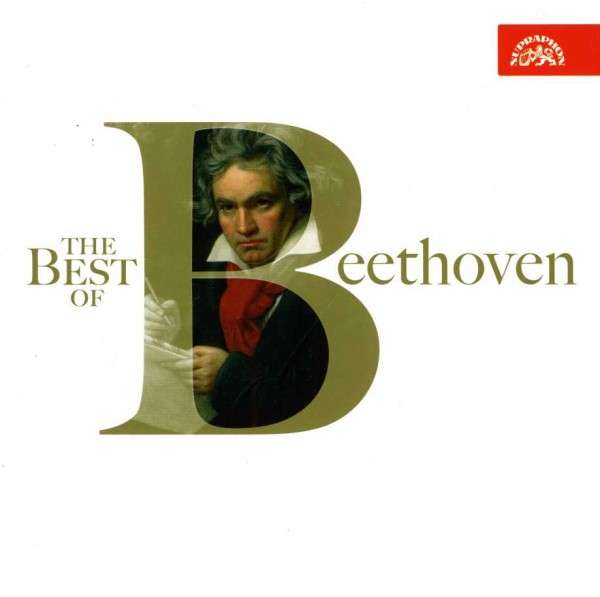 CD BEETHOVEN LUDVIG VAN THE BEST OF BEETHOVEN