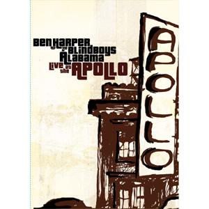 DVD HARPER BEN - LIVE AT THE APOLLO