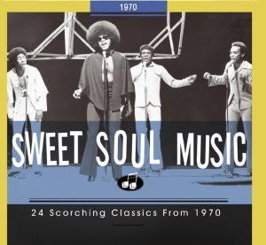 CD V/A - SWEET SOUL MUSIC 1970