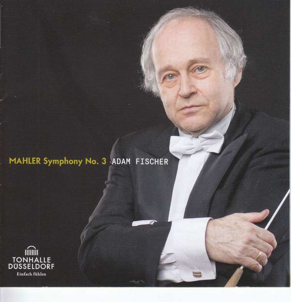 CD MAHLER, G. - SYMPHONY NO.3